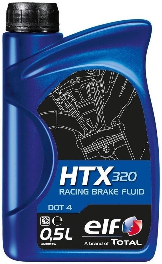 【イベント開催中!】 elf エルフオイル HTX-320 RACING BRAKE FLUID DOT4 レーシング ブレーキフルード