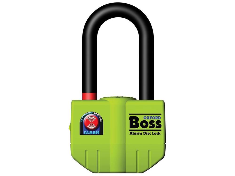 OXFORD オックスフォード ディスクロック Boss Alarm Disc Lock Antitheft 【ヨーロッパ直輸入品】