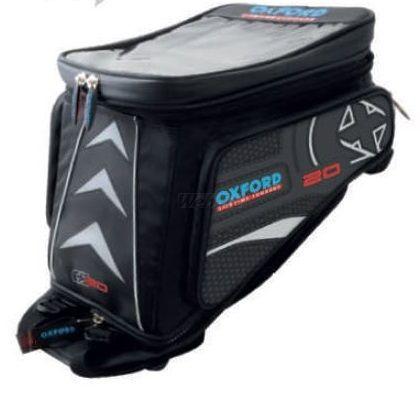 OXFORD オックスフォード タンクバッグ X20 Adventure QR Tankbag 【ヨーロッパ直輸入品】
