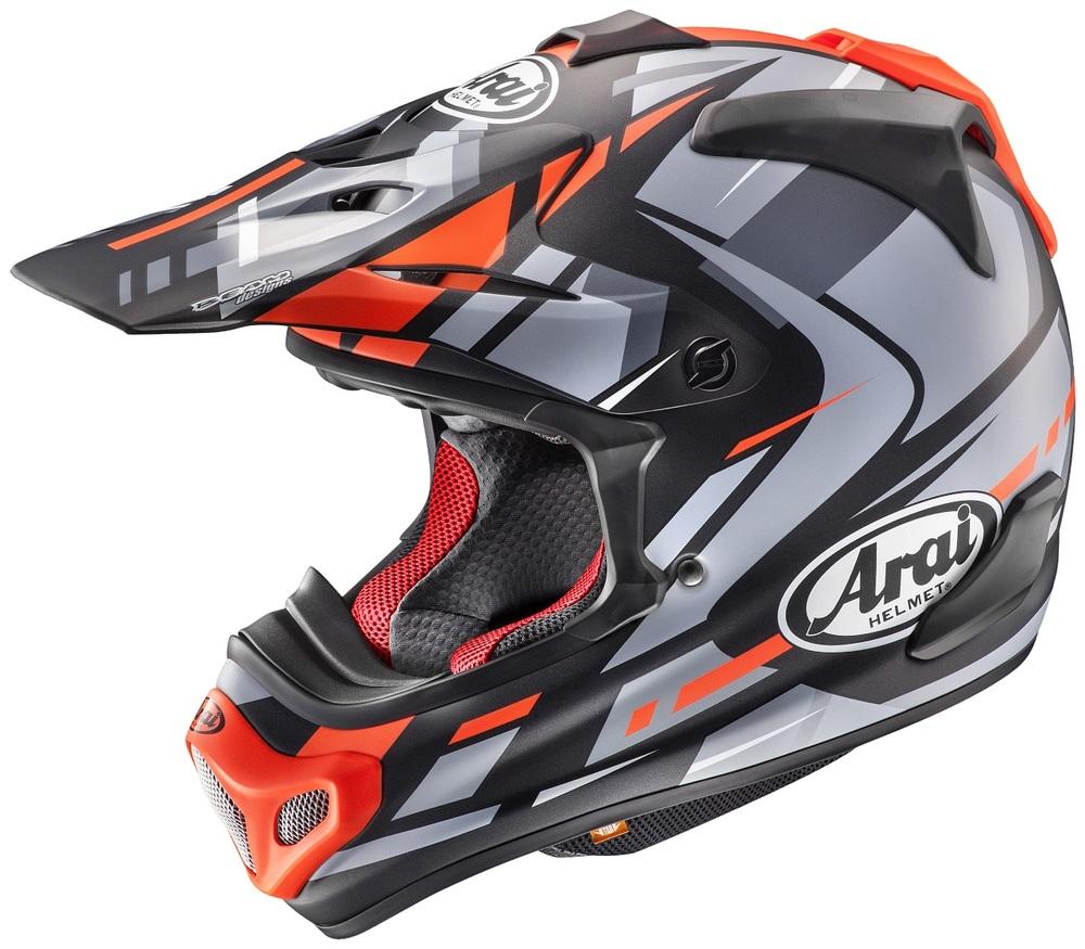 【在庫あり】Arai アライ オフロードヘルメット V-CROSS 4 BOGLE[V-クロス4 ボーグル]ヘルメット サイズ:M(57-58cm)