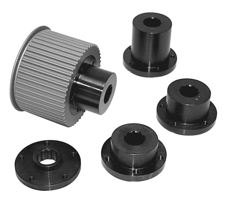 """RIVERA リベラ プーリー関連 Primo Inserts for 3 and 3-1/2"""" Wide Front Pulleys Size:.250"""" [060400]"""