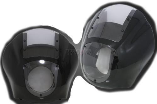 ガレージT&F ドラッグスター250 フェアリングカウルKIT(クリアースクリーン) カラー:クリアースクリーン ドラッグスター 250