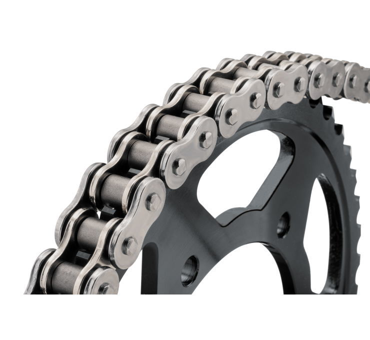 BikeMaster バイクマスター チェーン 530 BMXR Series Chain Color:Natural [197387]