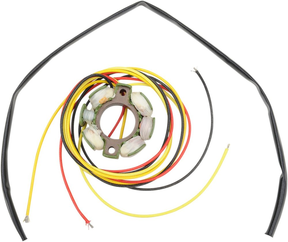 MOOSE RACING ムースレーシング イグニッションコイル・ポイント・イグナイター関連 STATORS AND REGULATORS/RECTIFIERS [2112-0707]