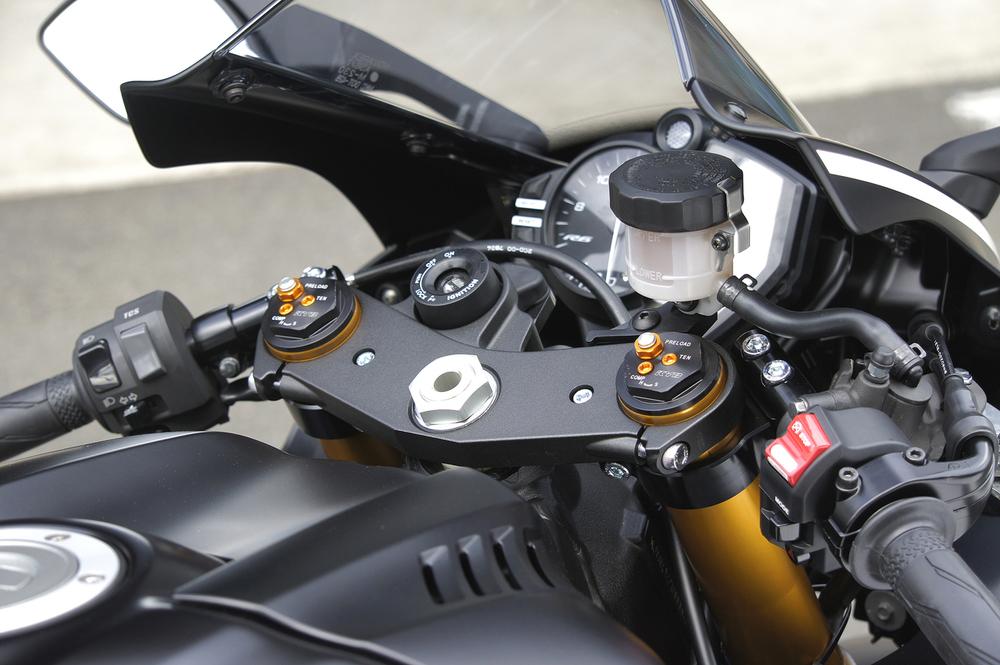 OVER オーヴァー スポーツライディング ハンドルキット YZF-R6