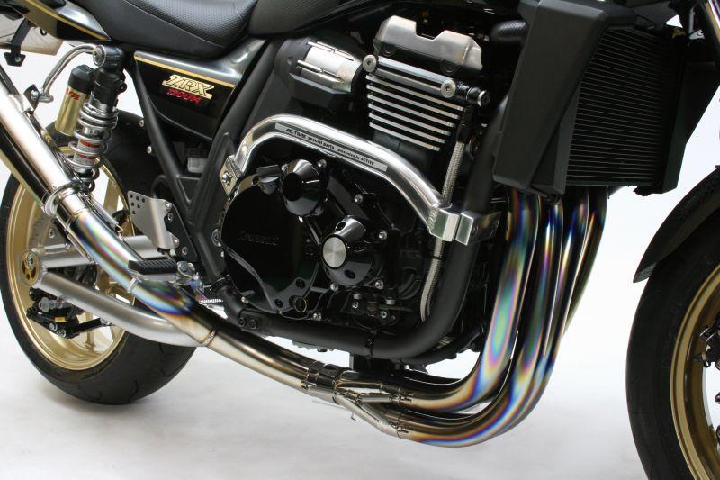 【在庫あり】ACTIVE アクティブ その他フレーム関係 サブフレーム カラー:シルバー ZRX1200 DAEG 09-16