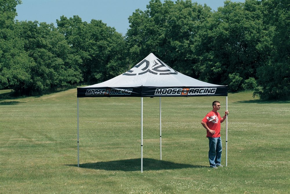 MOOSE RACING ムースレーシング その他グッズ フォールディング式キャノピー【COLLAPSIBLE CANOPY [4030-0007]】