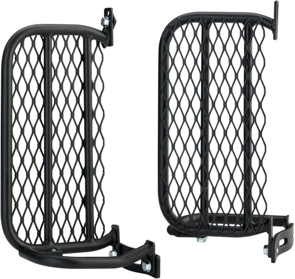 MOOSE RACING ムースレーシング コアガード EXPEDITION RADIATOR GUARDS [1901-0510] KLX250 2009 - 2015