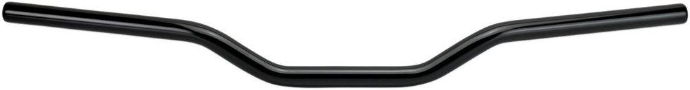 "BILTWELL ビルトウェル ハンドルバー TRACKER 1"" SM【HANDLEBAR TRACKER 1"" SM】 カラー:ブラック (電気メッキ) [0601-4091]"