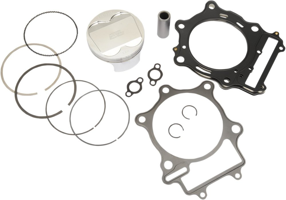 MOOSE RACING ムースレーシング ピストン・ピストン周辺パーツ HIGH PERFORMANCE 4-STROKE PISTON KITS BY CP PISTONS [0910-3669]