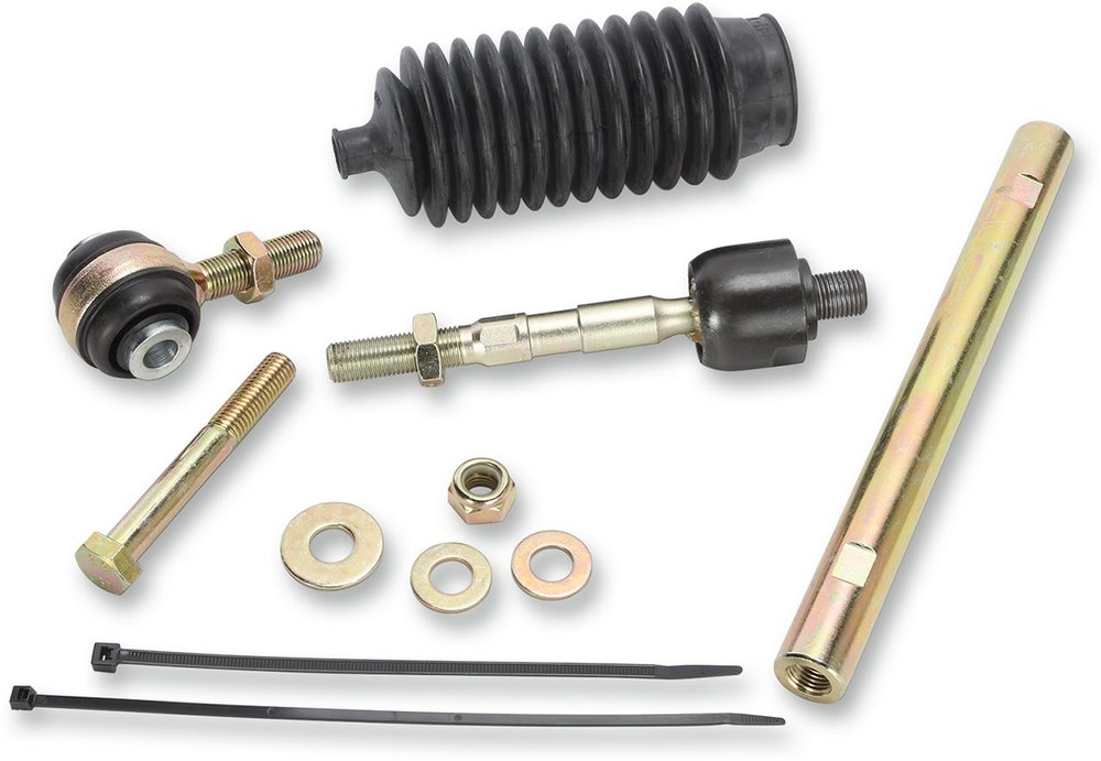 Kawasaki KVF 650 Brute Force 4x4i Inner and Outer Tie Rod Ends Both Sides