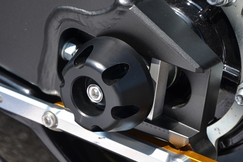 AGRAS アグラス ガード・スライダー リアアクスルプロテクター YZF-R6