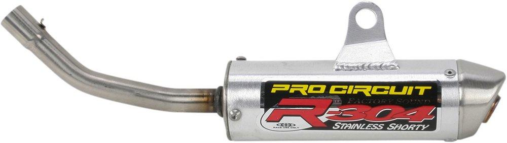 PRO CIRCUIT プロサーキット スリップオンマフラー サイレンサー R304 【SILENCER R304 [1821-1127]】 85 SX 2009 - 2017
