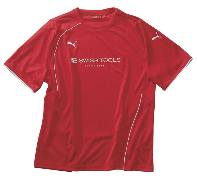 ピービー PBスイスツール プーマTシャツ サイズ:M