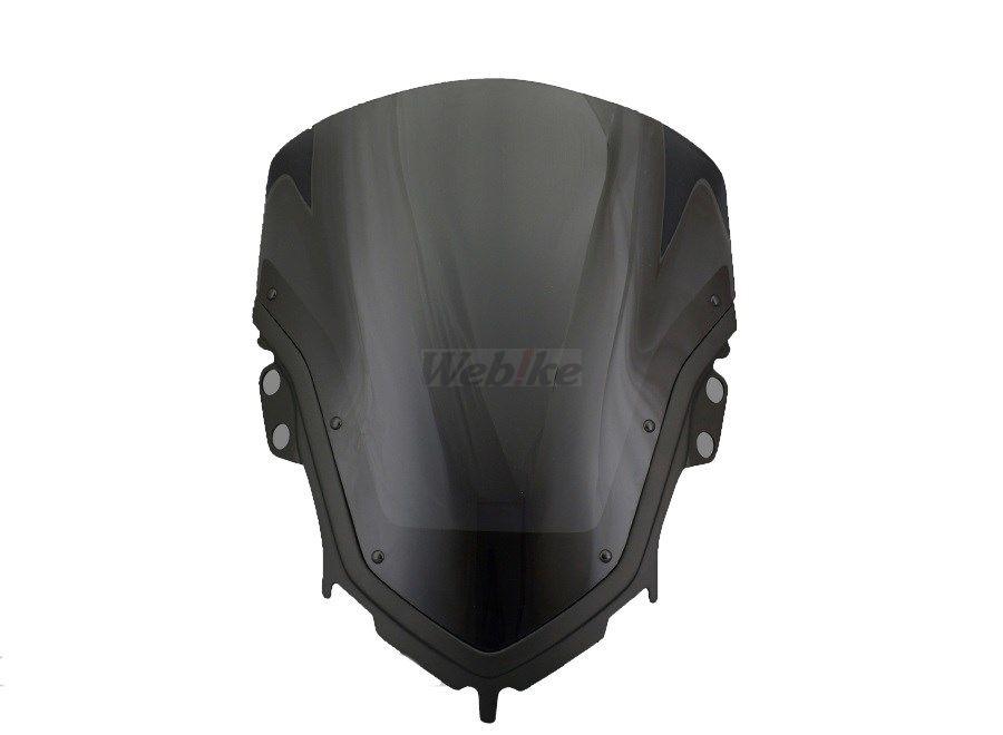 Force-Design フォルスデザイン スクリーン タイプ:スポーツ 80mm CB1300スーパーツーリング