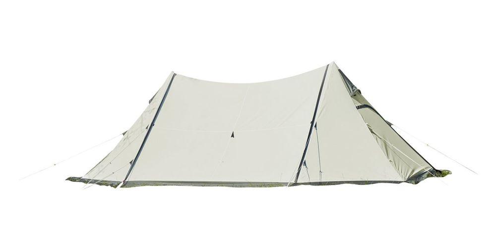 OGAWA(CAMPAL JAPAN) 小川テント(キャンパルジャパン) キャンプ用品 ツインピルツフォーク T/C モノポールテント