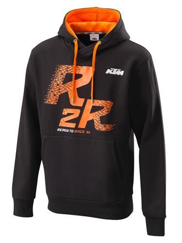 KTM POWER WEAR KTMパワーウェア カジュアルウェア R2R HOODIE サイズ:XS