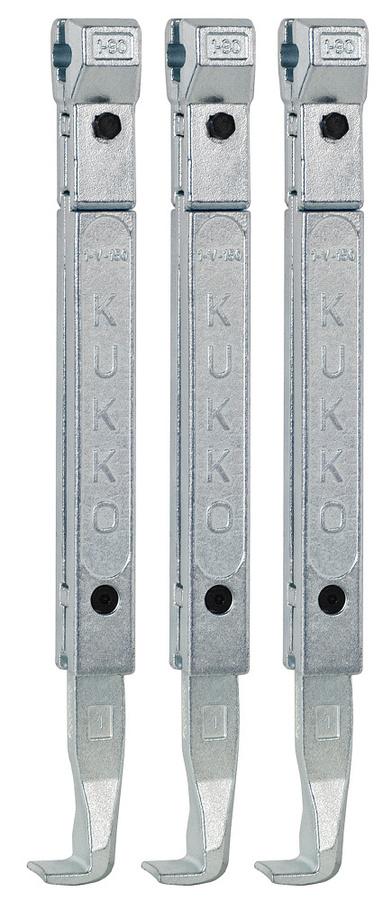 KUKKO クッコ プーラー 30-1・30-10用ロングアーム (3本組)