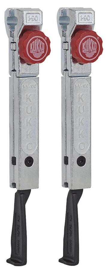 KUKKO クッコ プーラー 20+S-T用超薄爪ロングアーム (2本)