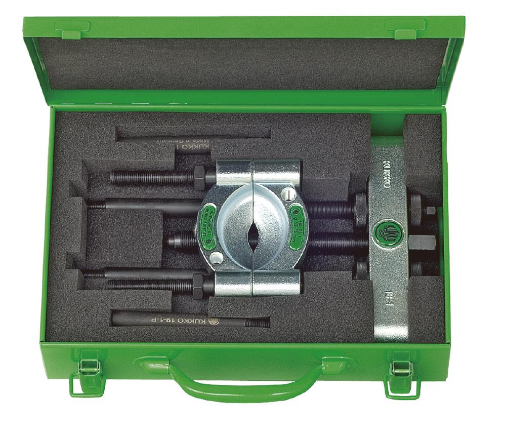 KUKKO クッコ セパレータープーラーセット 250MM
