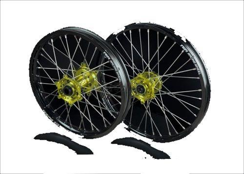 TGR TECHNIX GEAR TGRテクニクスギア TYPE-R Motocross(モトクロス)/Enduro(エンデューロ)用ホイール(F単体) RM125 RM250