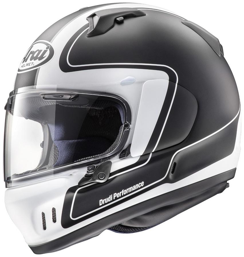 【在庫あり】Arai アライ フルフェイスヘルメット XD OUTLINE [エックスディー アウトライン ブラック] ヘルメット サイズ:M(57-58cm)