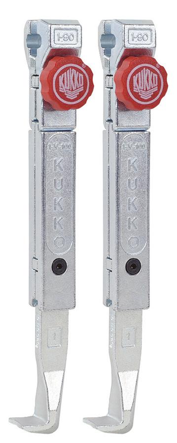 KUKKO クッコ プーラー 20-3+・20-30+用ロングアーム (2本組)
