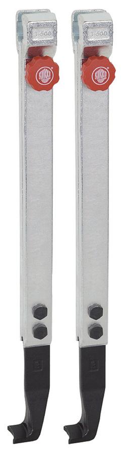 KUKKO クッコ 20-3+S・20-30+S用ロングアーム (2本組)