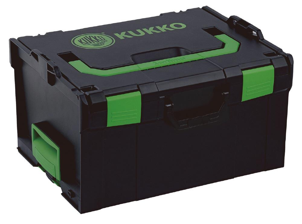 KUKKO クッコ その他、工具箱(収納) ケースのみ
