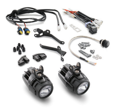 KTM POWER PARTS KTMパワーパーツ その他灯火類 Supplementary headlight kit