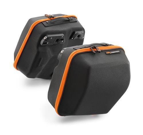KTM POWER PARTS KTMパワーパーツ Side bag set [サイドバッグセット]