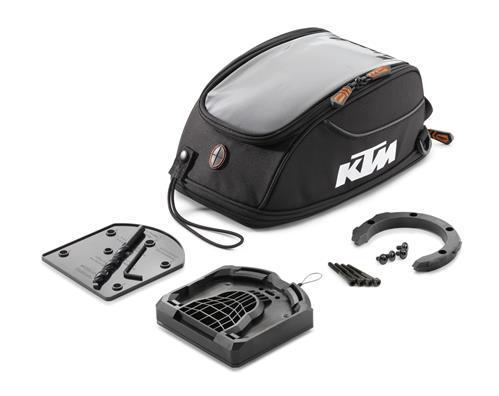KTM POWER PARTS KTMパワーパーツ Tank bag [タンクバッグ] 125DUKE 250DUKE 390DUKE 790DUKE