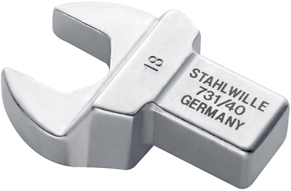 STAHLWILLE スタビレー トルクレンチ差替ヘッド スパナ (58214032)