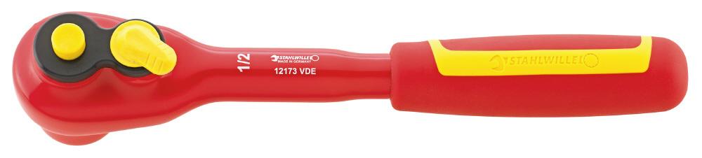STAHLWILLE スタビレー (1/2SQ) 絶縁ラチェットハンドル (13430001)