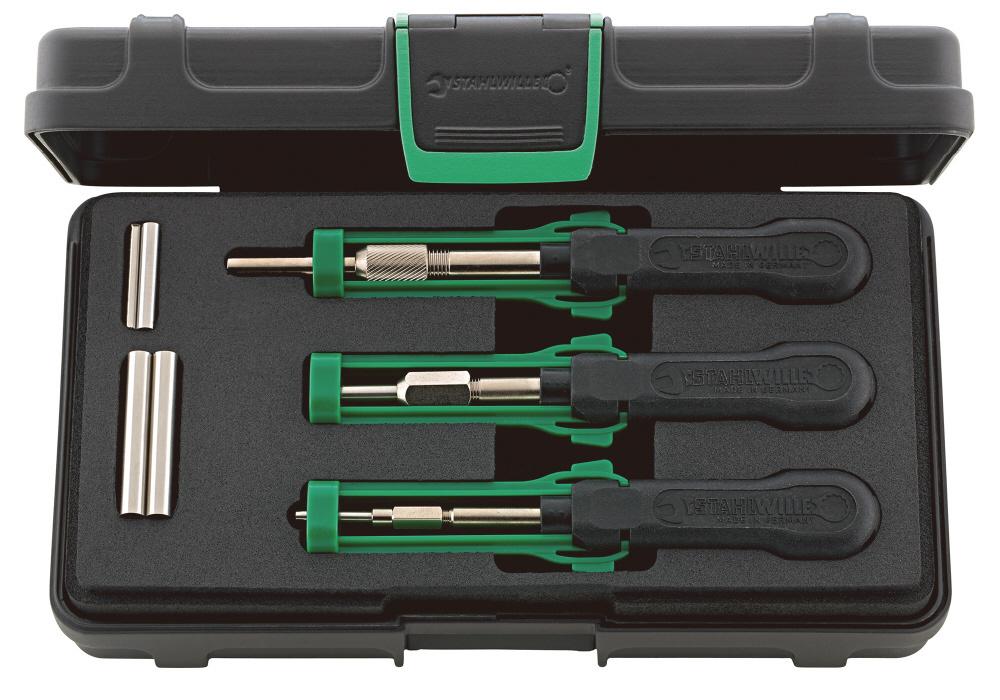 STAHLWILLE スタビレー セット工具 ケーブルエキストラクターツールセット (96747201)