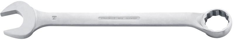 STAHLWILLE スタビレー ミリサイズ(スパナ) 片目片口スパナ サイズ (mm):75