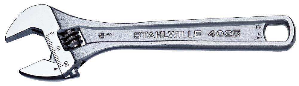 STAHLWILLE スタビレー モンキースパナ モンキーレンチ (40250015)