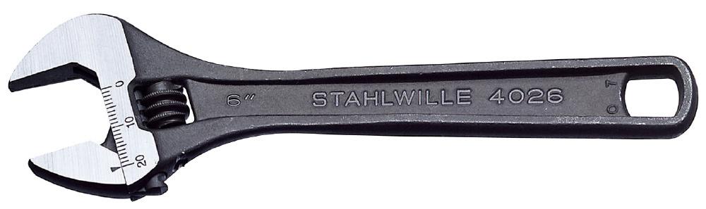 STAHLWILLE スタビレー モンキーレンチ (40260015)