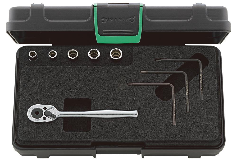 STAHLWILLE スタビレー セット工具 HI-LOKソケットレンチセット (96016303)