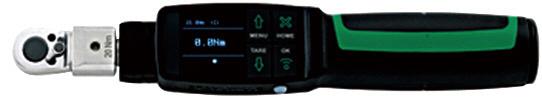 STAHLWILLE スタビレー デジタル形トルクレンチ ヘッド付デジタルトルクレンチ (96501002)