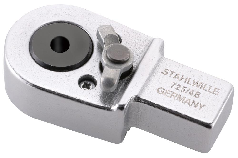 STAHLWILLE スタビレー (1/4インチビット) トルクレンチ差替ヘッド (58255004)