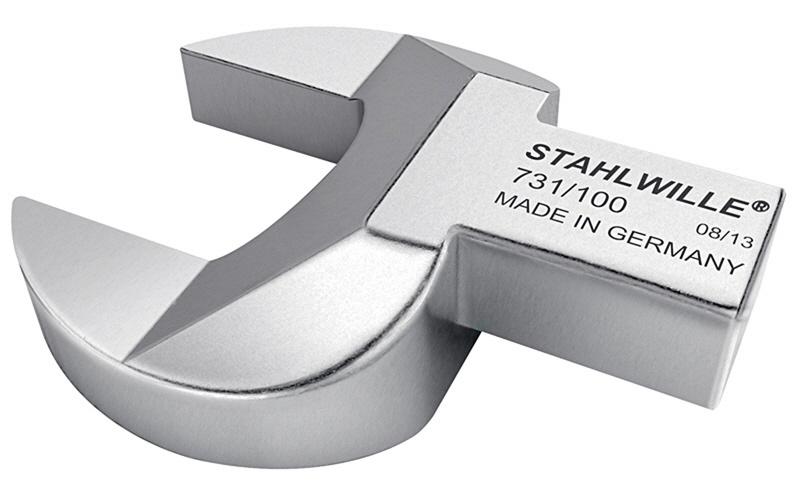 STAHLWILLE スタビレー その他、トルクレンチ トルクレンチ差替ヘッド スパナ (58211027)