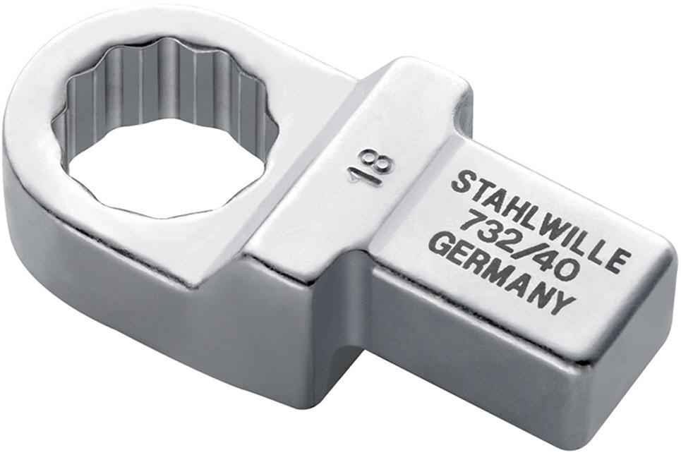 STAHLWILLE スタビレー トルクレンチ差替ヘッド メガネ (58224024)