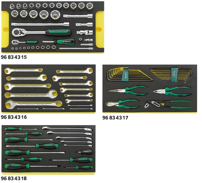 STAHLWILLE スタビレー 工具セット (97842803)