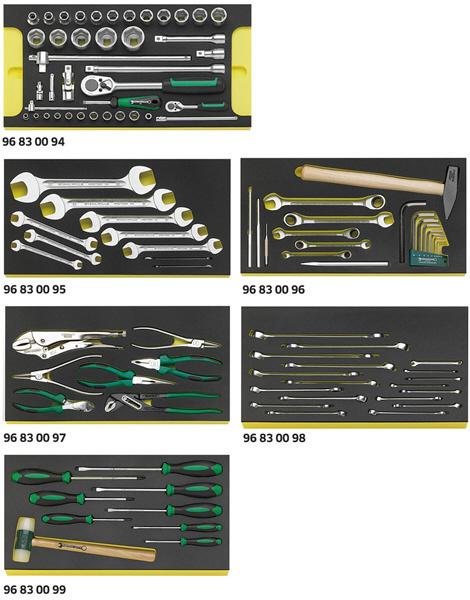 STAHLWILLE スタビレー 工具セット (97830207)