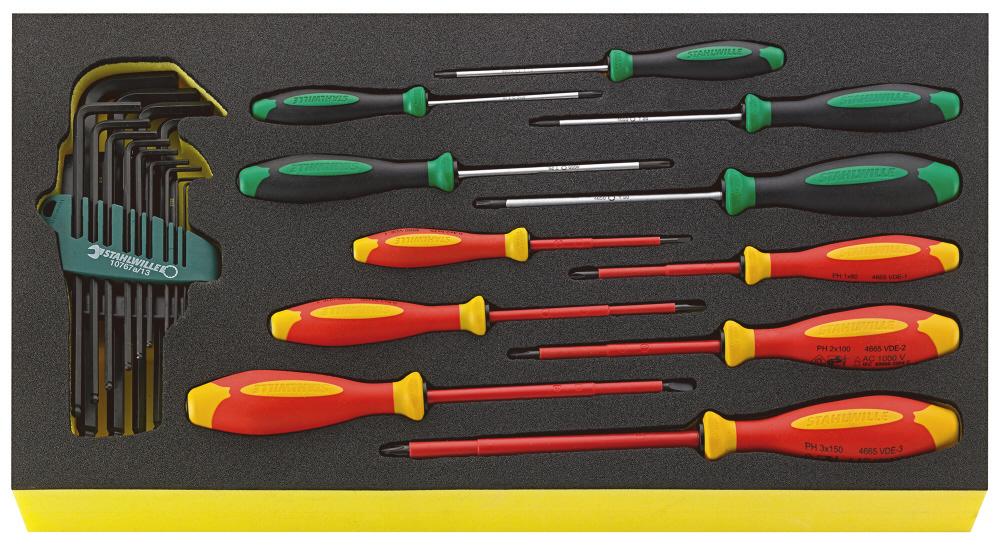 STAHLWILLE スタビレー セット工具 ドライバーセット (96830127)
