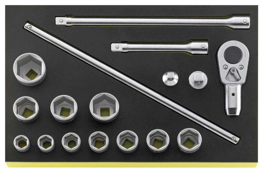 STAHLWILLE スタビレー ソケットレンチセット (96830450)
