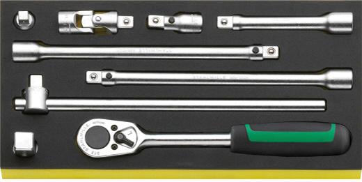 STAHLWILLE スタビレー セット工具 ラチェットセット (96830603)