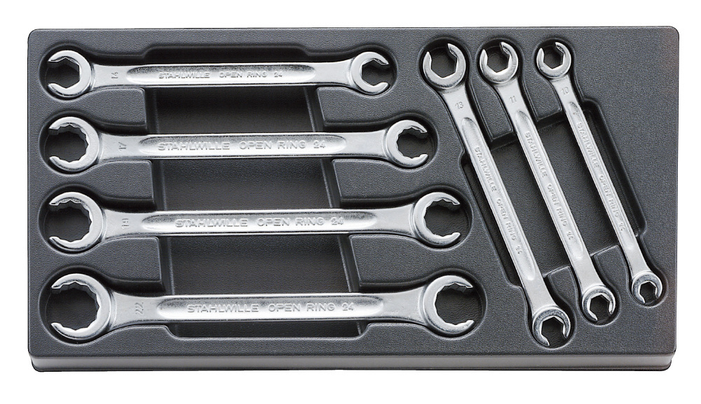 STAHLWILLE スタビレー セット工具 スパナセット (96838171)
