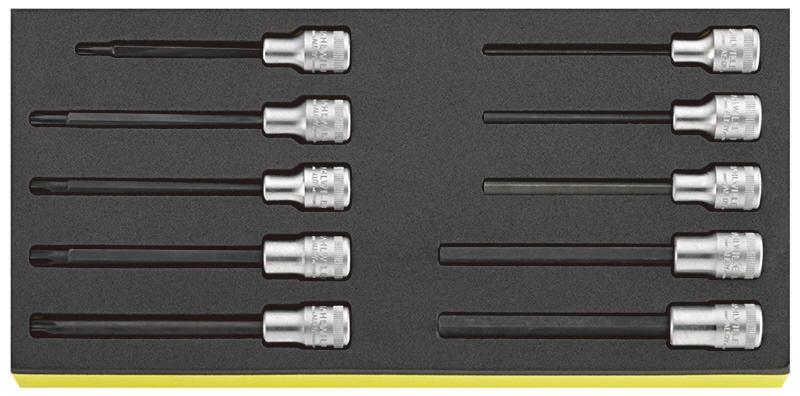 STAHLWILLE スタビレー セット工具 インヘックスソケットセット (96838760)